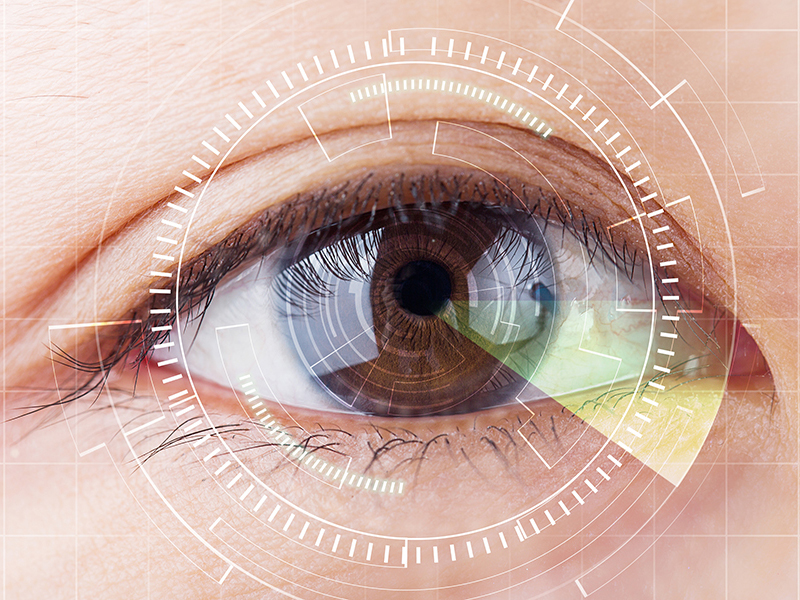 Eye operations demand the highest precision.